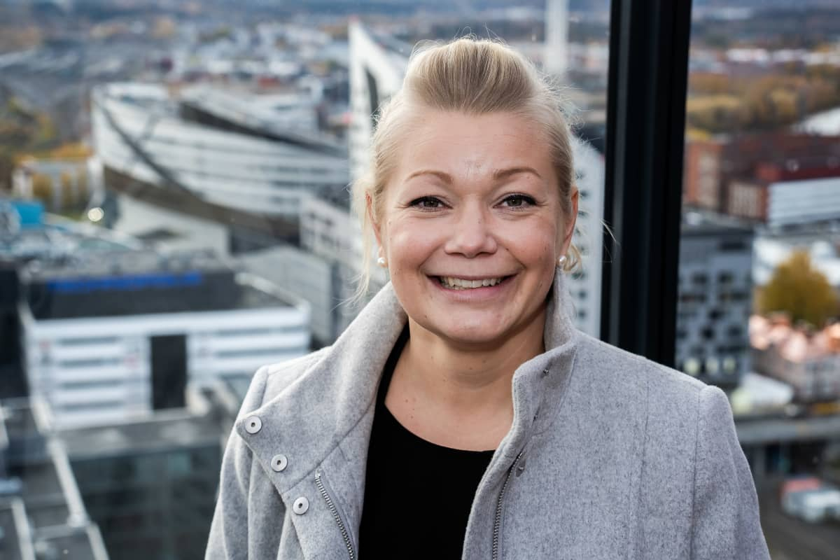 Ilveksen tapahtuma- ja markkinointipäällikkö Henna Rajamäki.