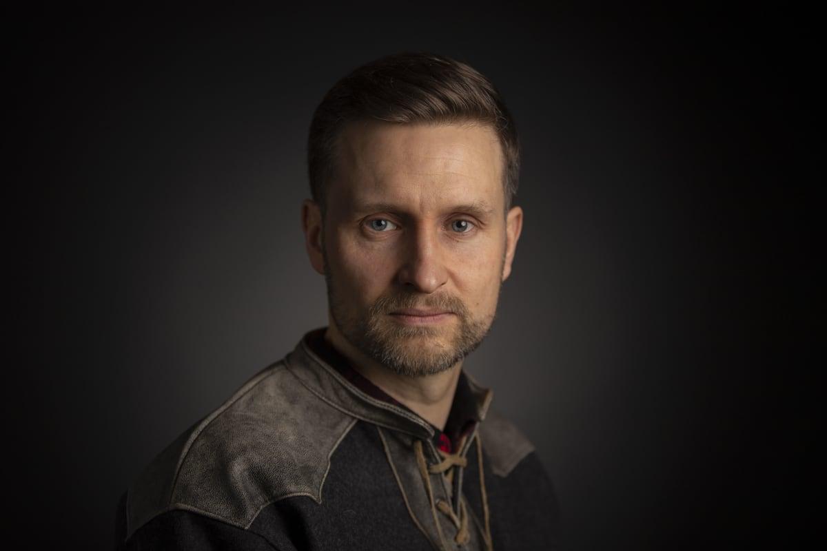 Kolumnisti Pekka Juntti
