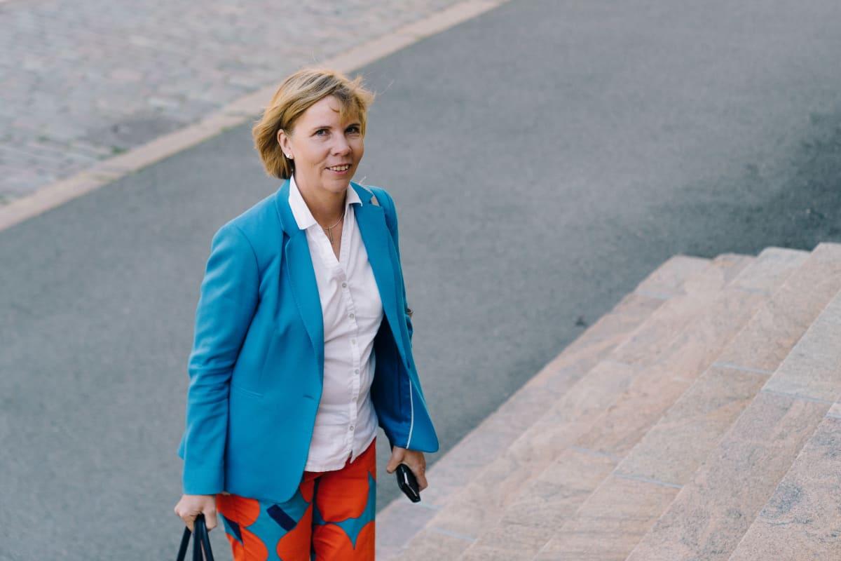 Anna-Maja Henriksson, Säätytalo, 08.07.2020
