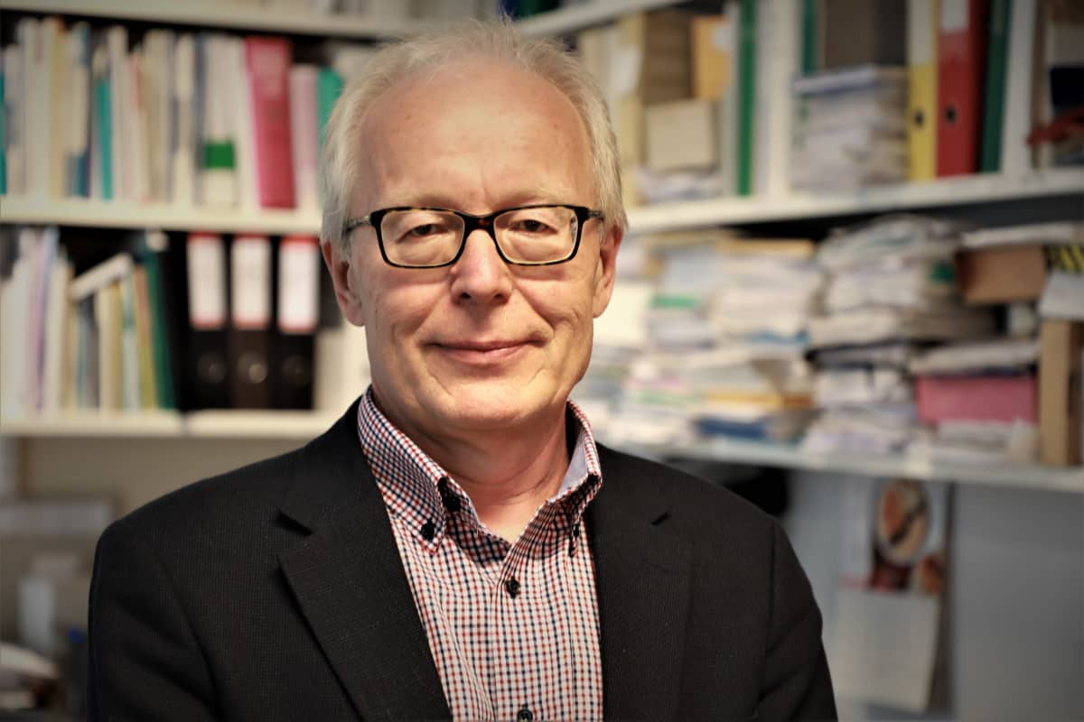 Seppo Meri on Helsingin yliopiston immunologian professori.