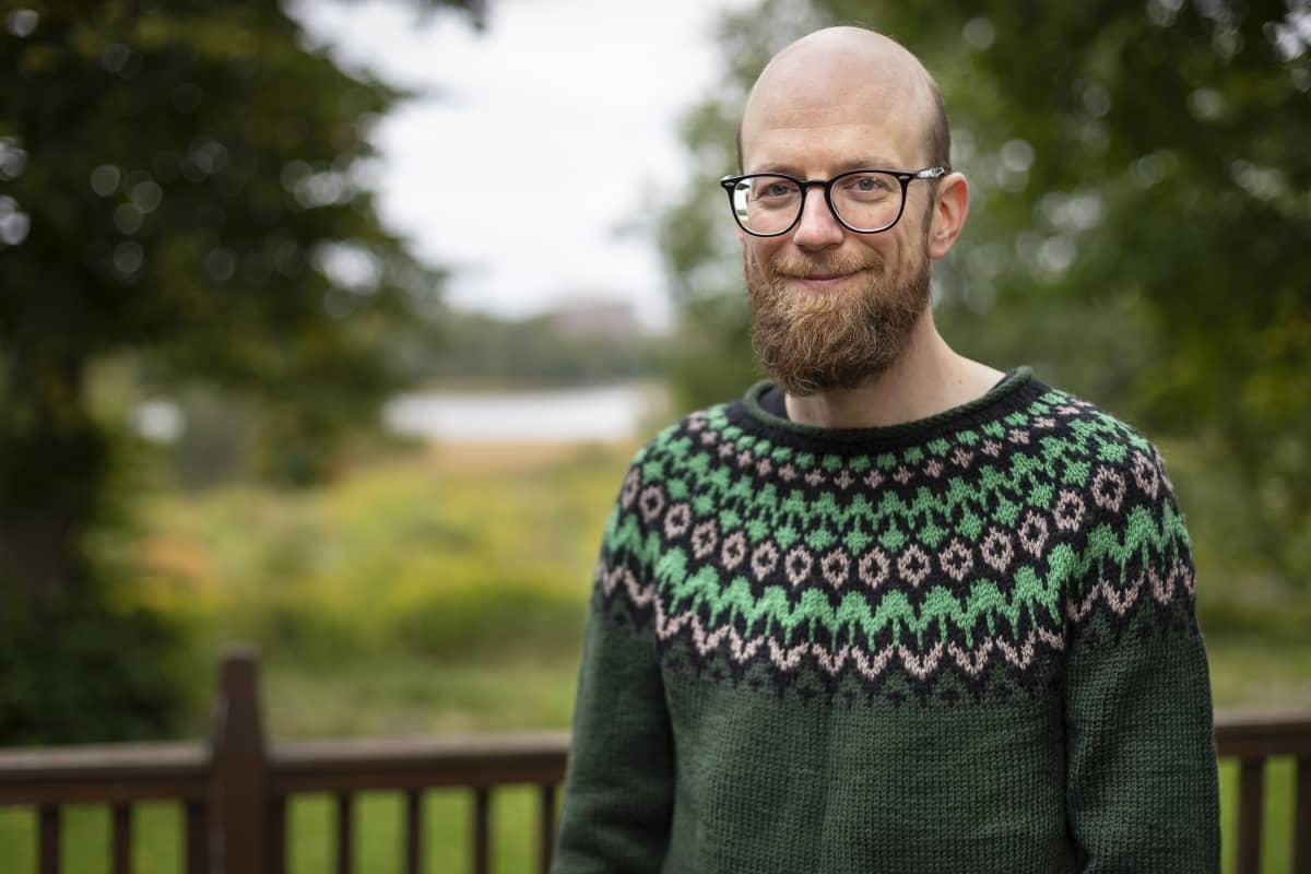 ympäristötutkija, kirjailija Panu Pihkala