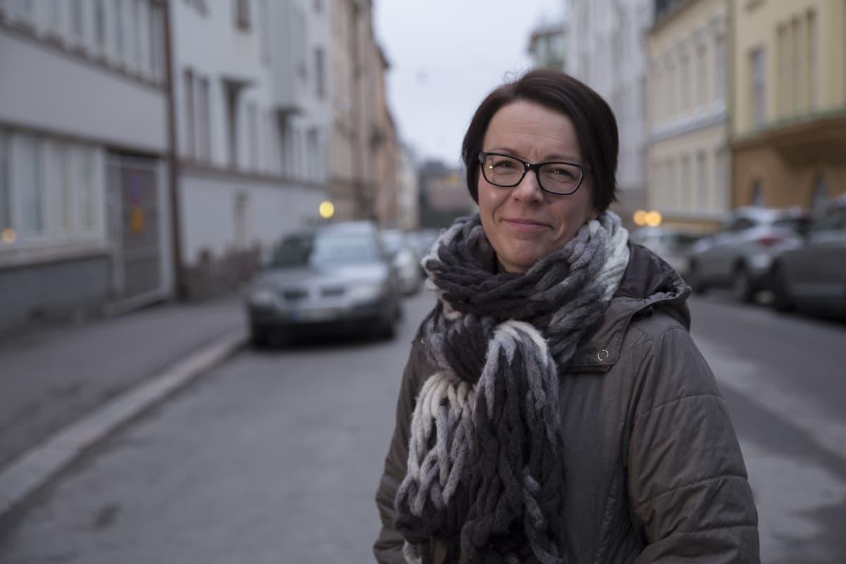 Katja Niemelä, Helsingin Perheoikeudellisten asioiden päällikkö.