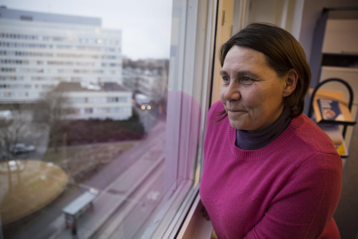 Susanna Kavonius, puheenjohtaja, Yhden Vanhemman Perheiden Liitto ry.