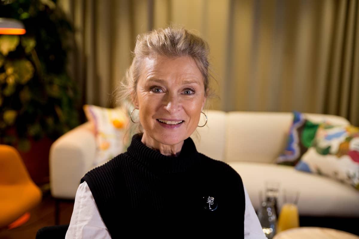 Ruotsalainen näyttelijä-ohjaaja Lena Endre