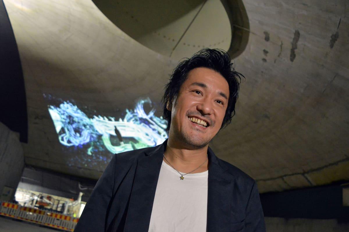 Toshiyuki Inoko on japanilaisen teamLab-ryhmän perustaja.