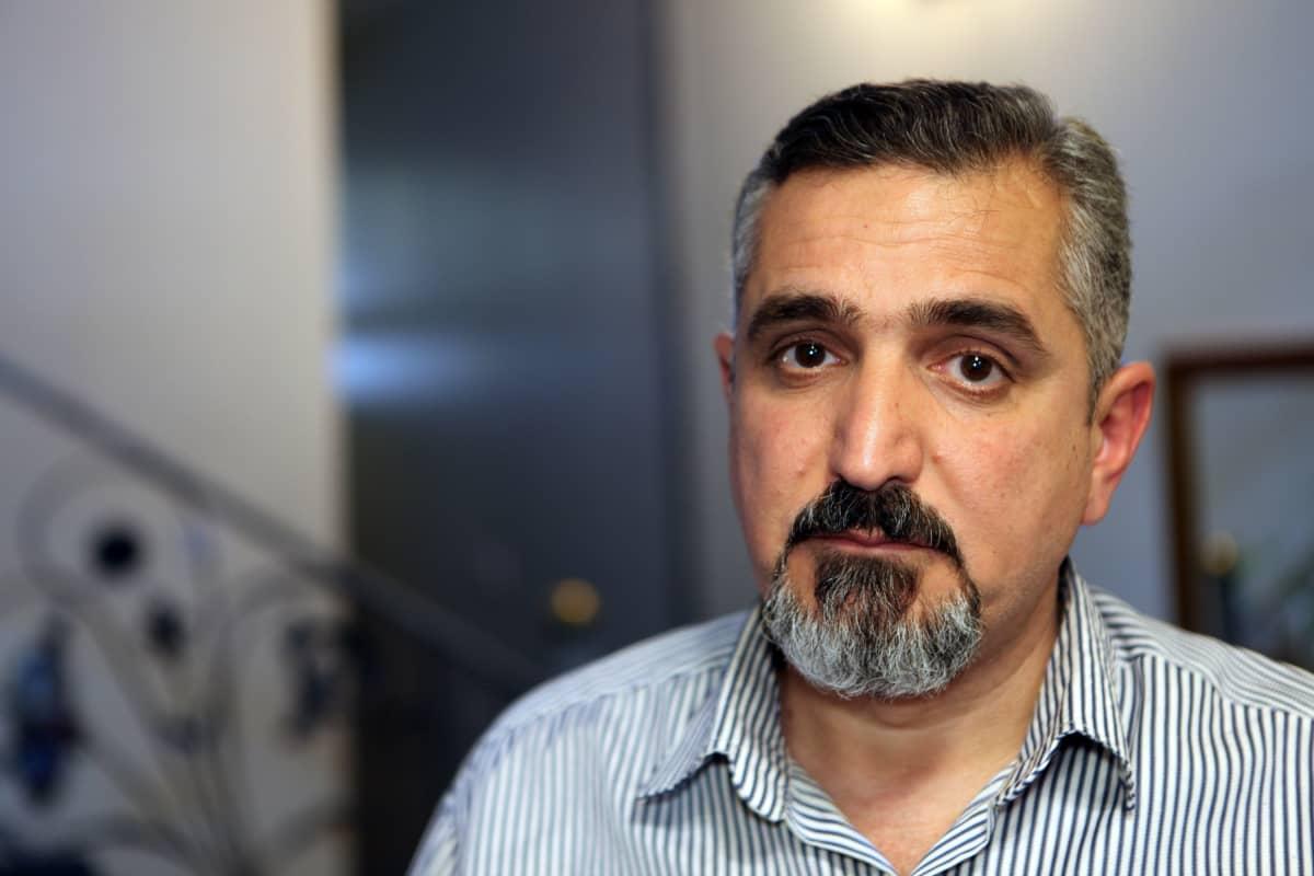 Adnan al-Khafaji käännytettiin Suomesta Bagdadiin marraskuussa 2017.