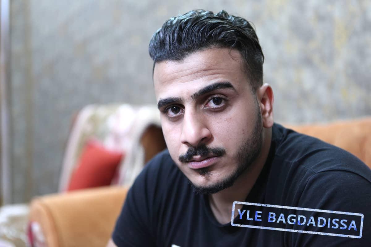 Bilal al-Gburi käännytettiin Suomesta heinäkuussa 2017.