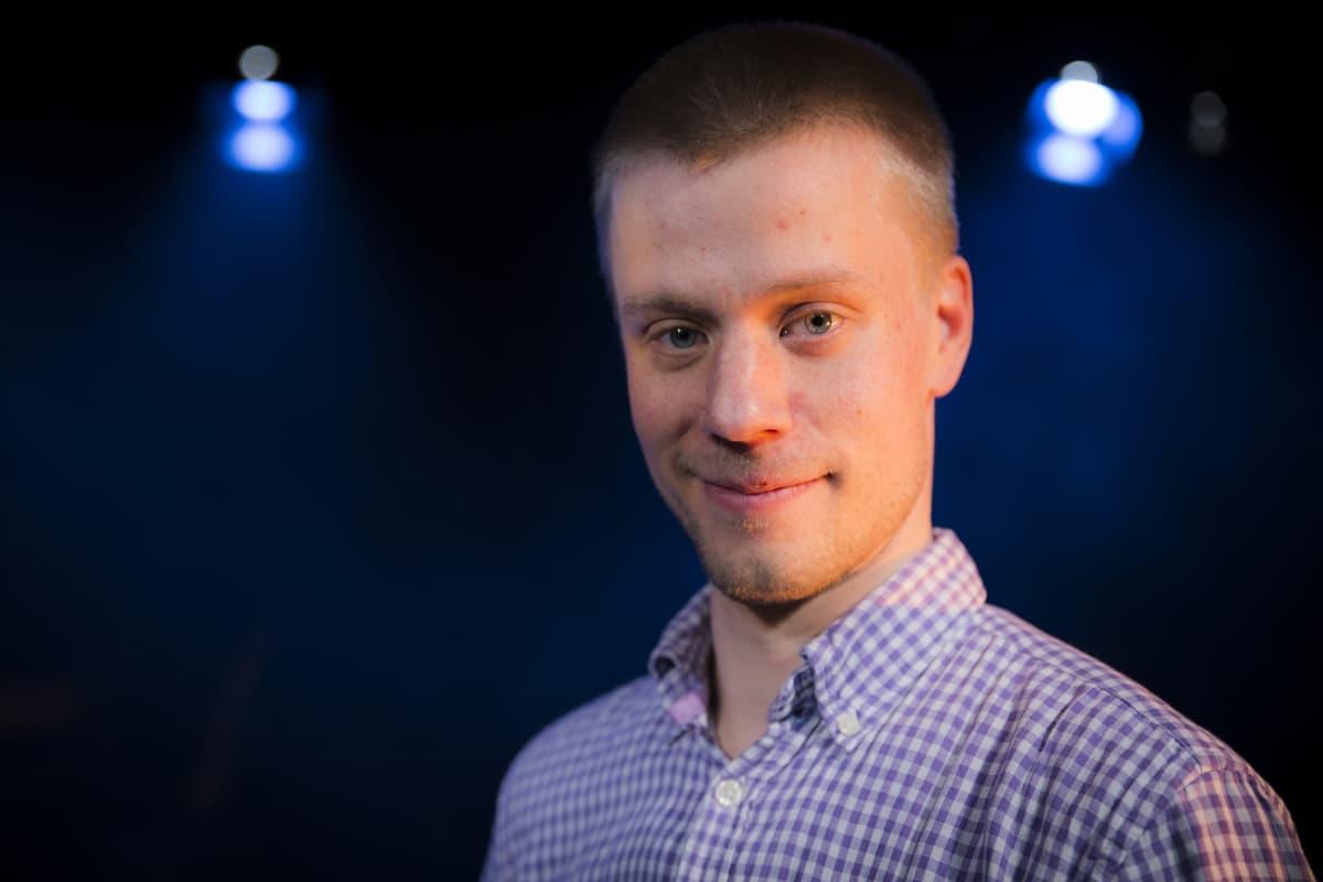 Wusheng Company, Antti Silvennoinen