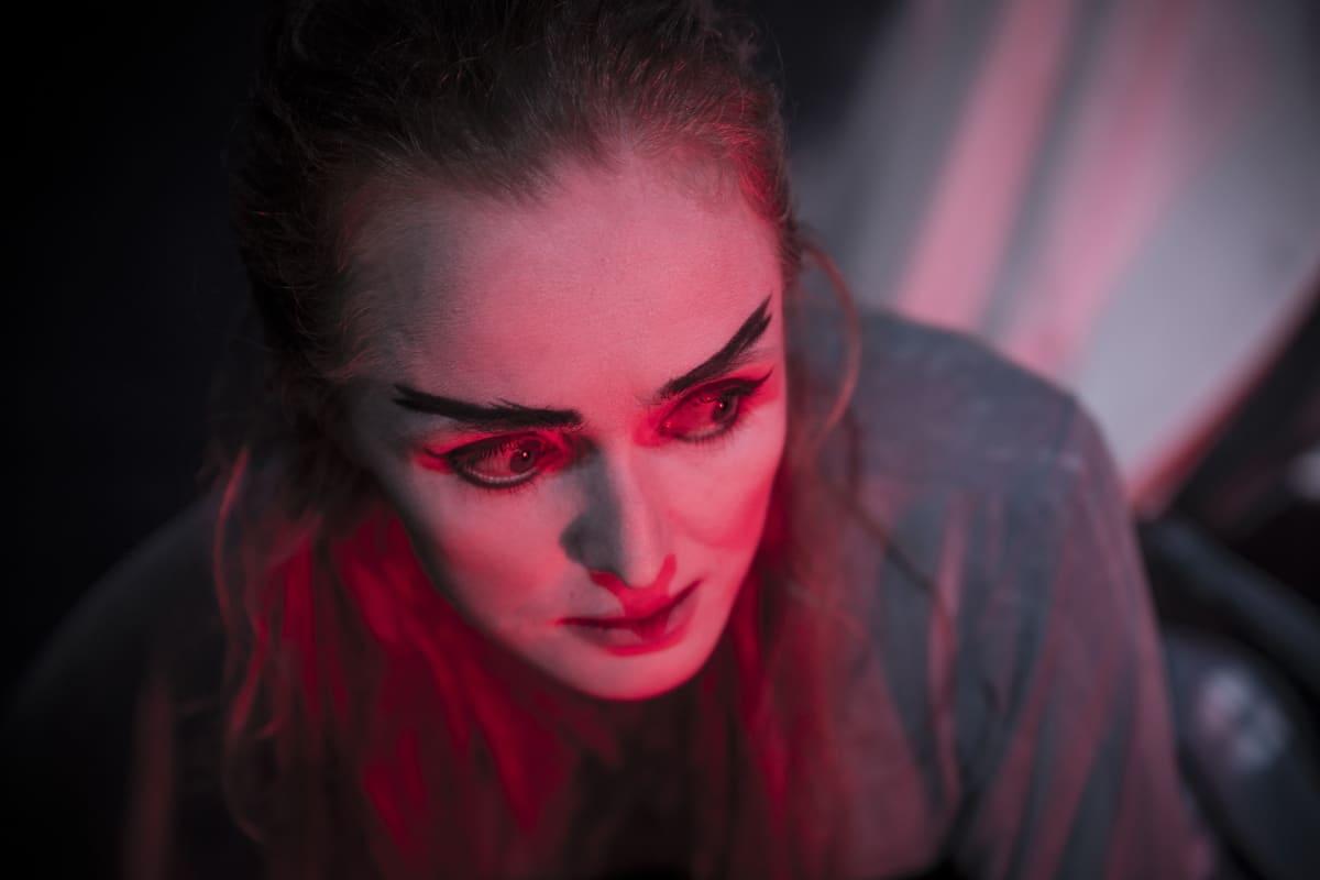 Nora Sandholm-Azémar, Wusheng Company, kiinalainen teatteri