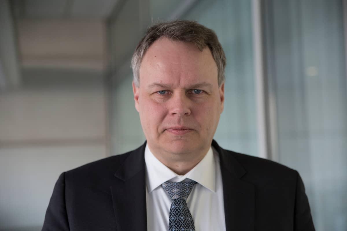 Juho Saari, professori, Tampereen yliopisto