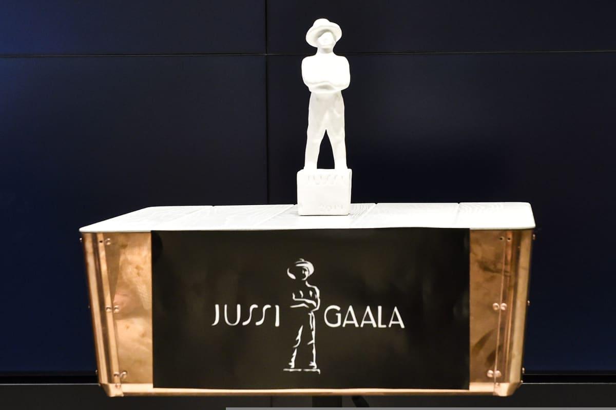Jussi-patsas