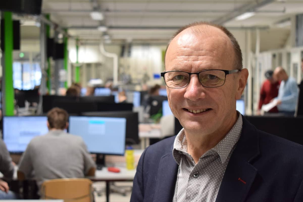Juha Kämäri, Satakunnan ammattikorkeakoulun rehtori