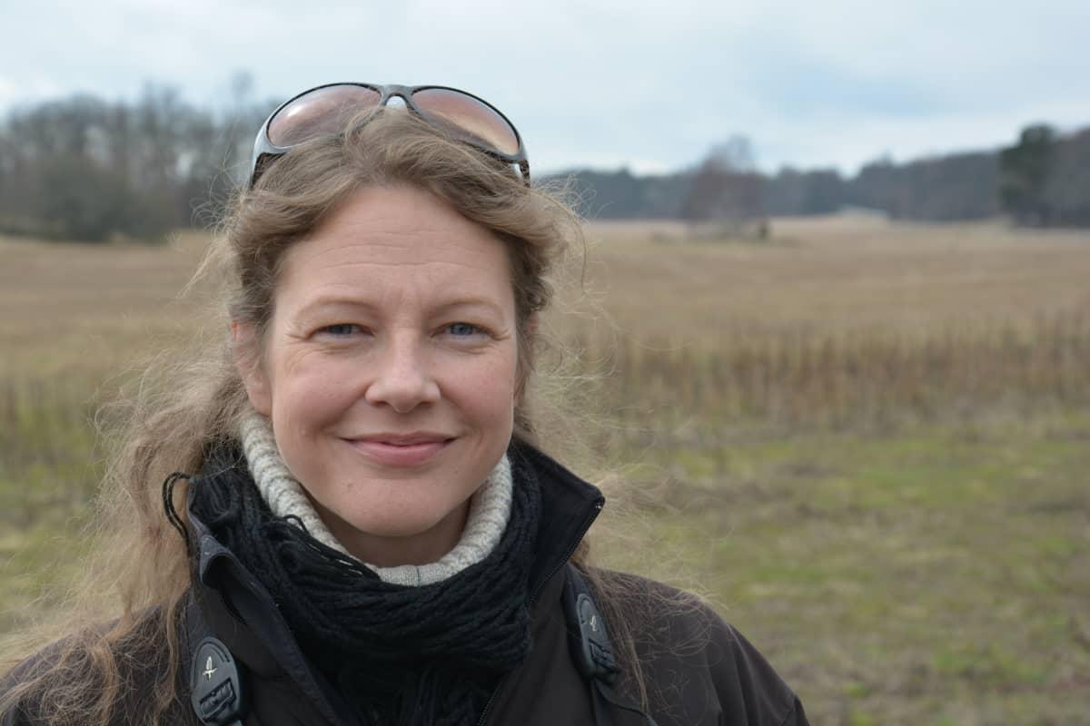 Emma Kosonen, va. luonnonsuojelutarkastaja, ympäristönsuojelu, Turun kaupunki