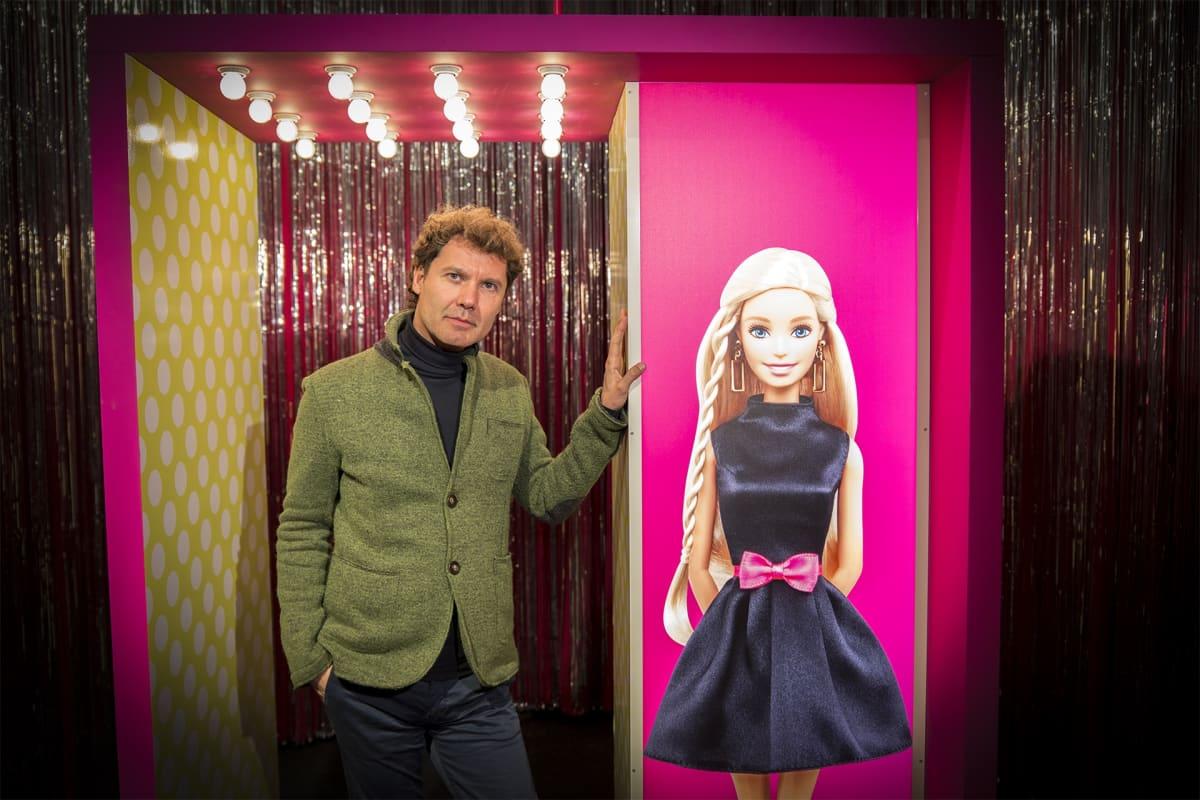 Massimiliano Capella, Barbie