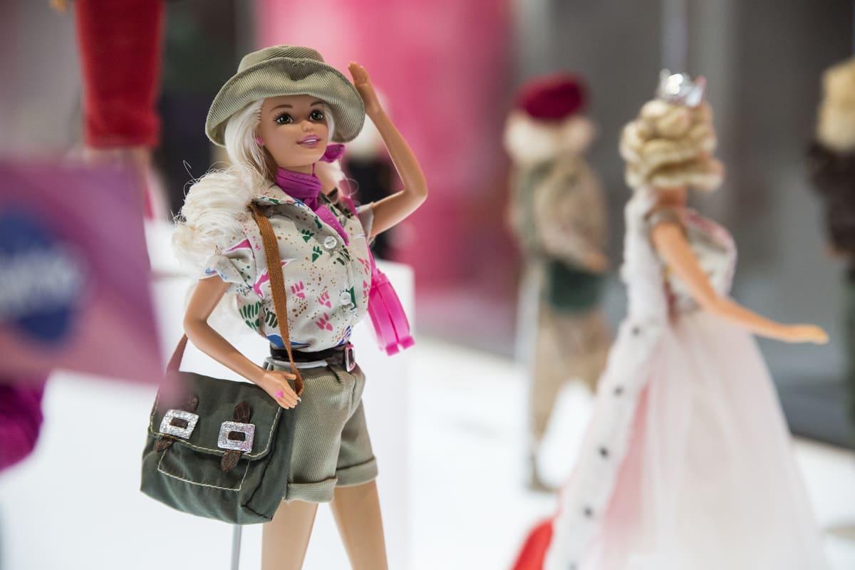 Barbie, paleontologi