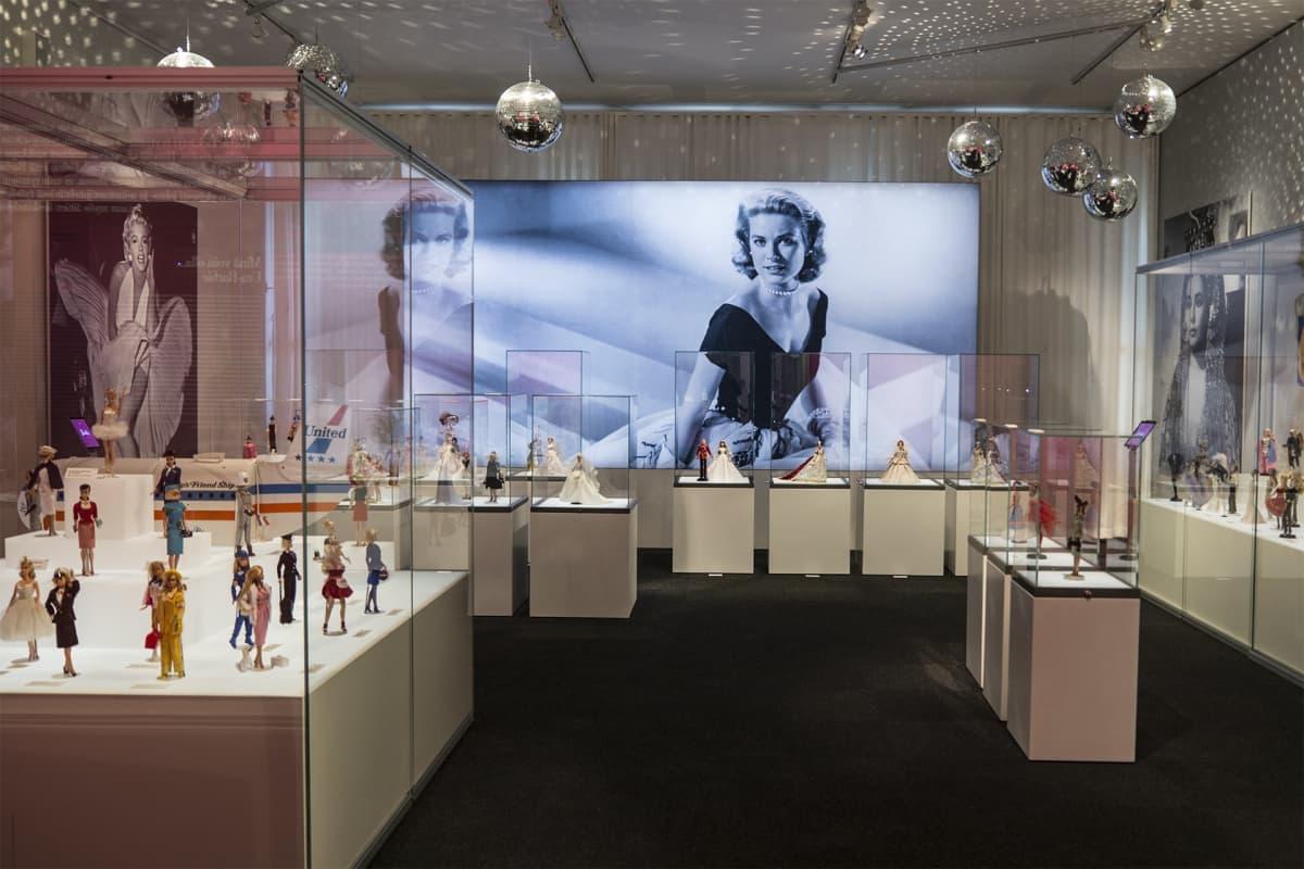 Barbie, Kansallismuseo, Barbie – The Icon -näyttely