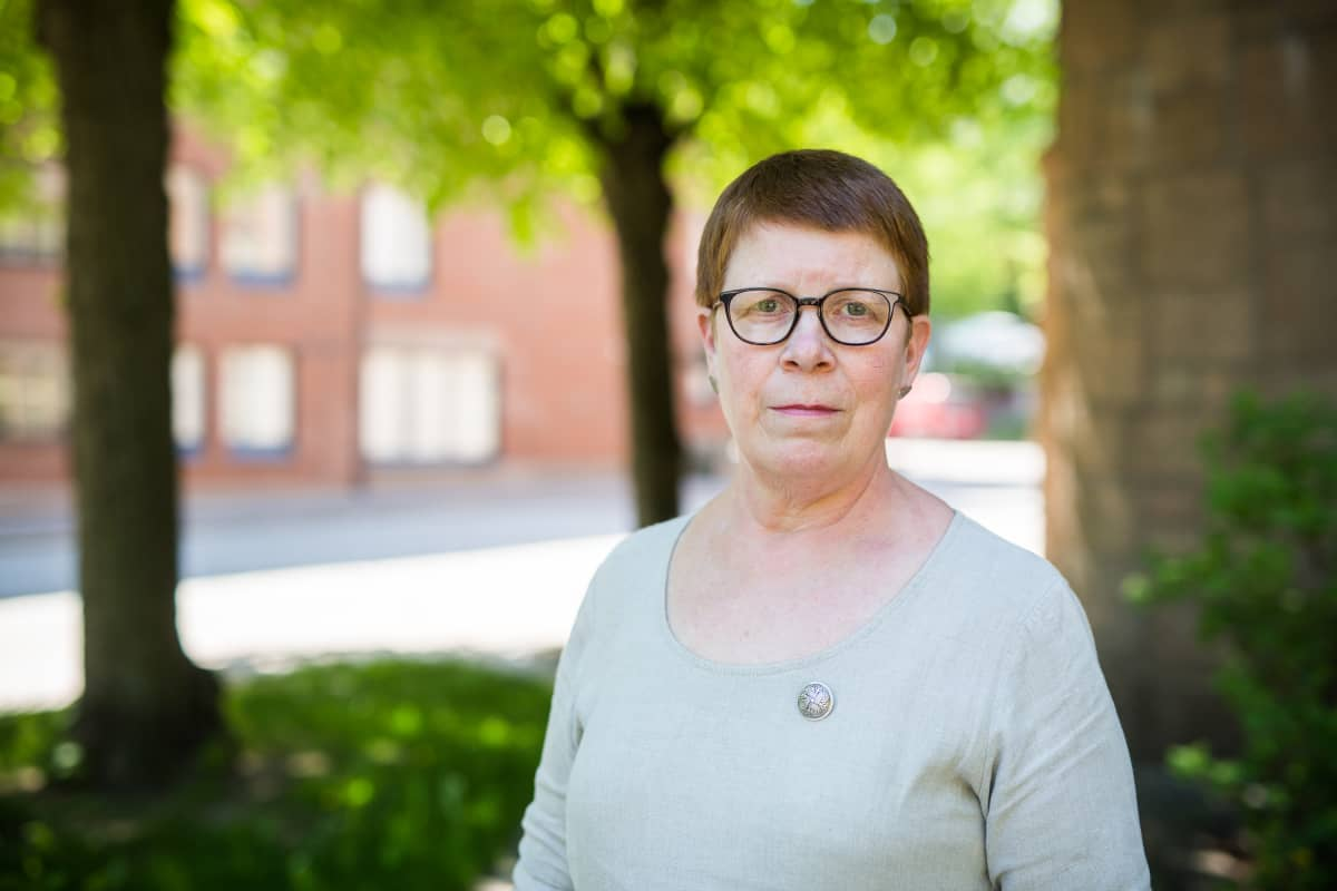 Lahden kaupungin viestintäpäällikkö Heini Moisio.