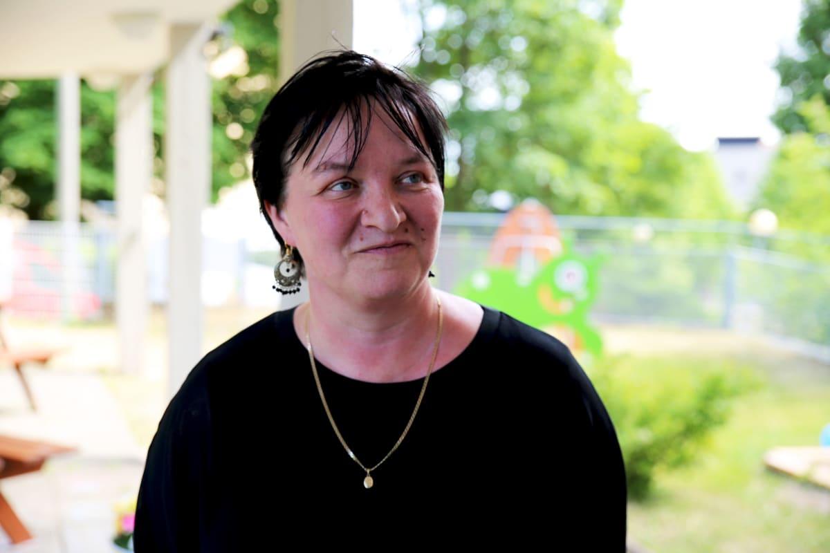 Vastaava sosiaalityöntekijä Minna Remes-Sievänen.