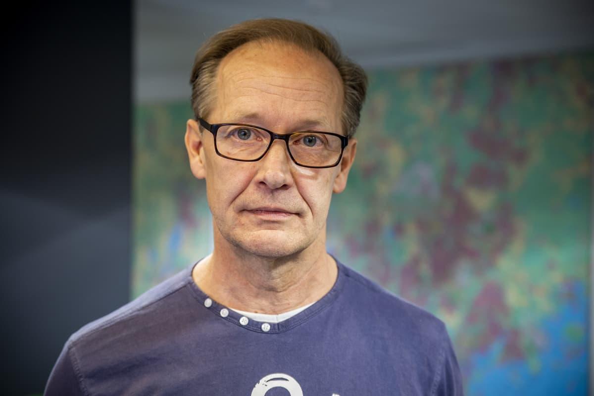 Petri Saari, HSL, päällikköpäivystäjä