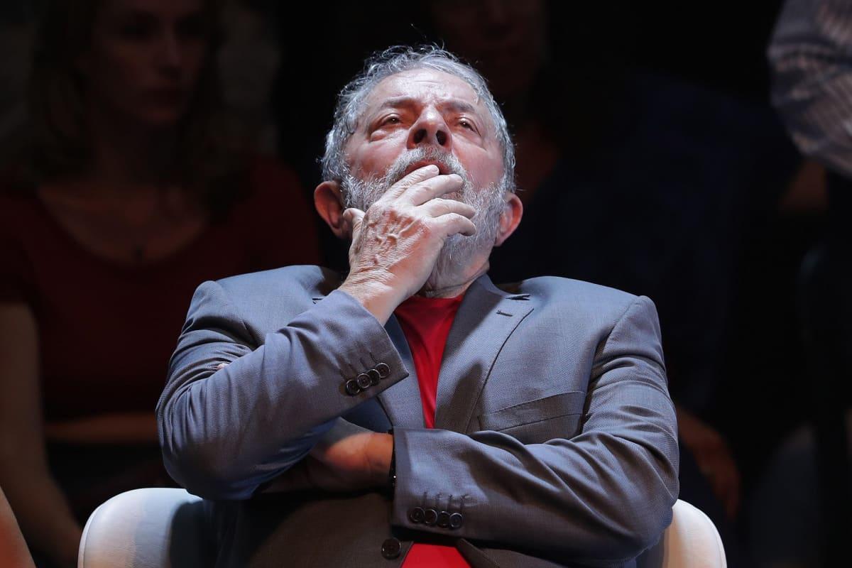 Brasilian ex-presidentti Luiz Inacio Lula da Silva