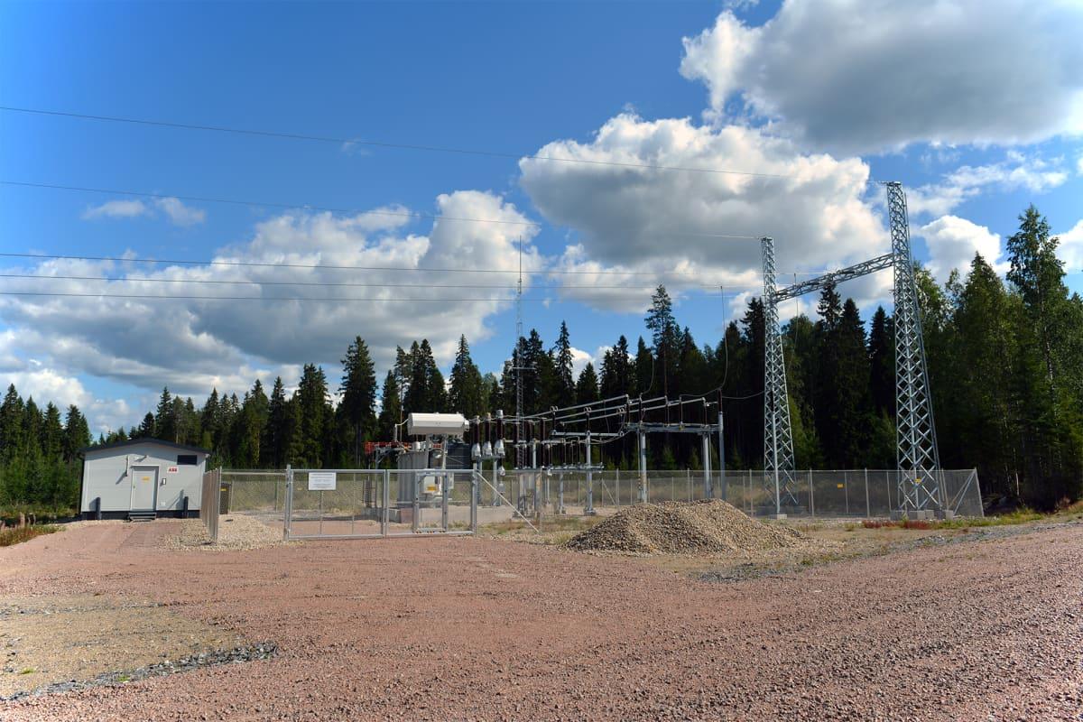ABB alkaa laajentaa Lakiakankaan tuulipuiston muuntajaa lähiaikoina Isojoella.