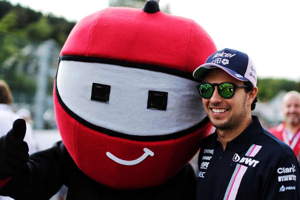 Sergio Perez, Racing Point Force India