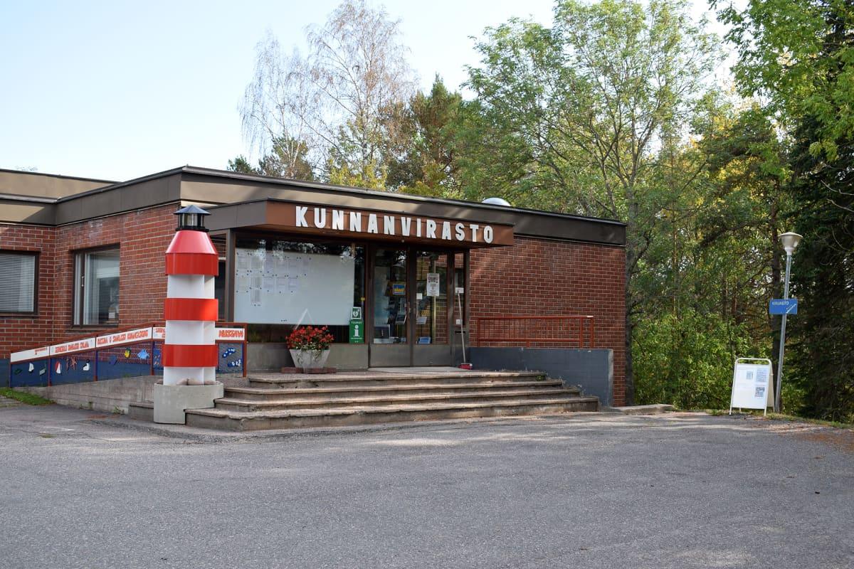 Kustavin kunnanvirasto