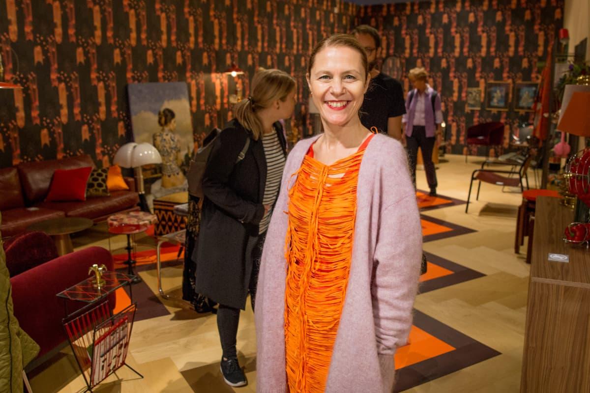 Habitare 2018 Signals-trendinäyttley, Susanna Björklund
