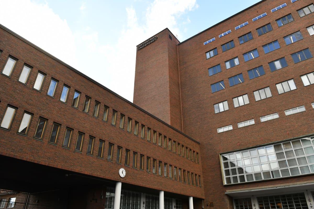 Helsingin Oikeustalo