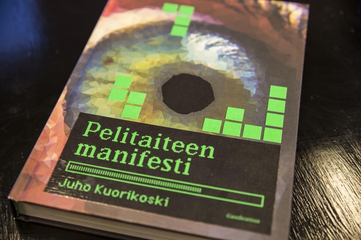 Pelitaiteen manifesti, Juho Kuorkoski