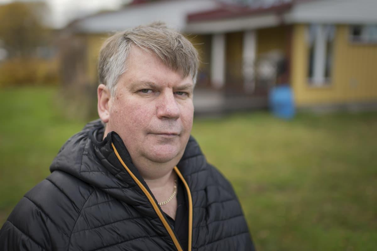 Henrik Backlund.