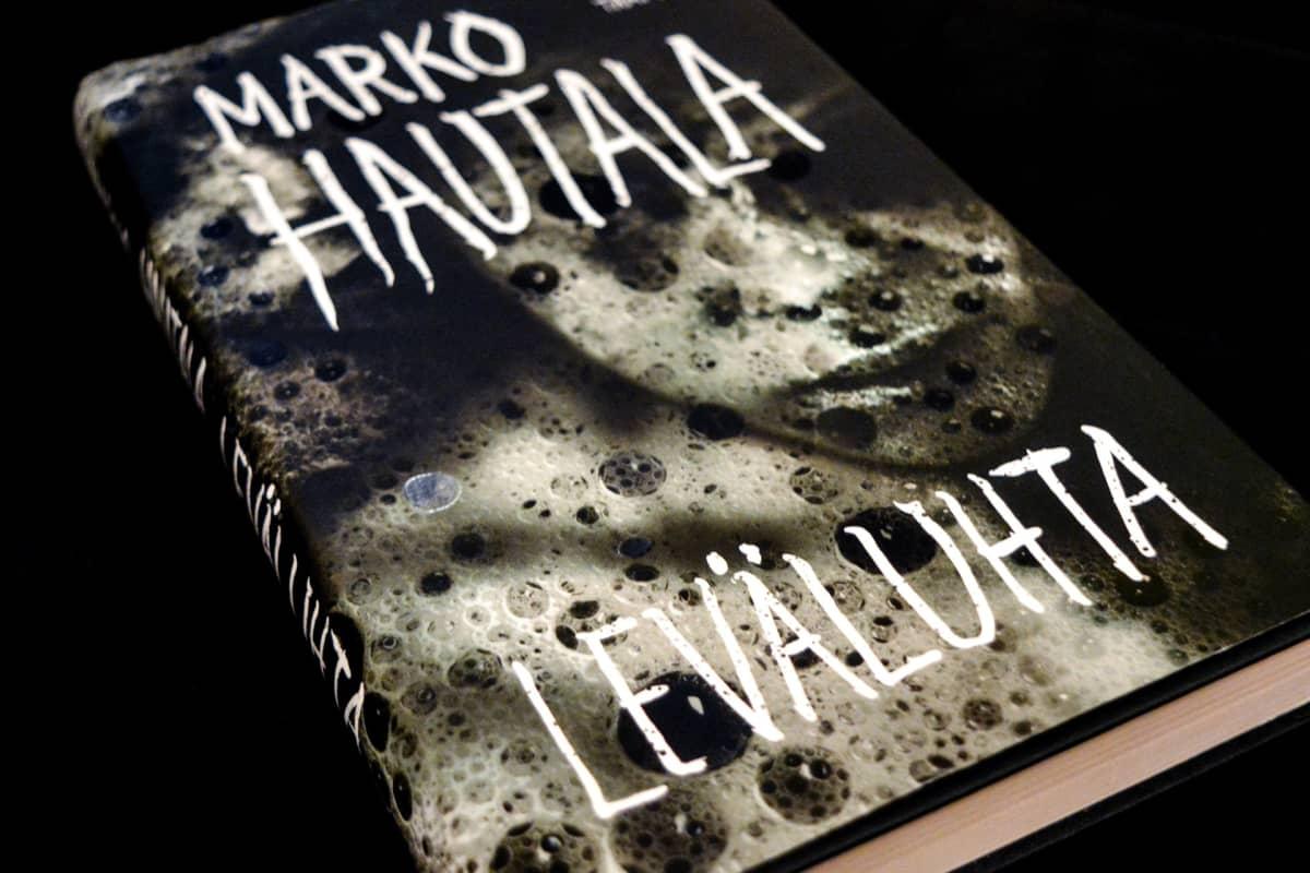 Marko Hautala, Leväluhta, kauhukirjallisuus