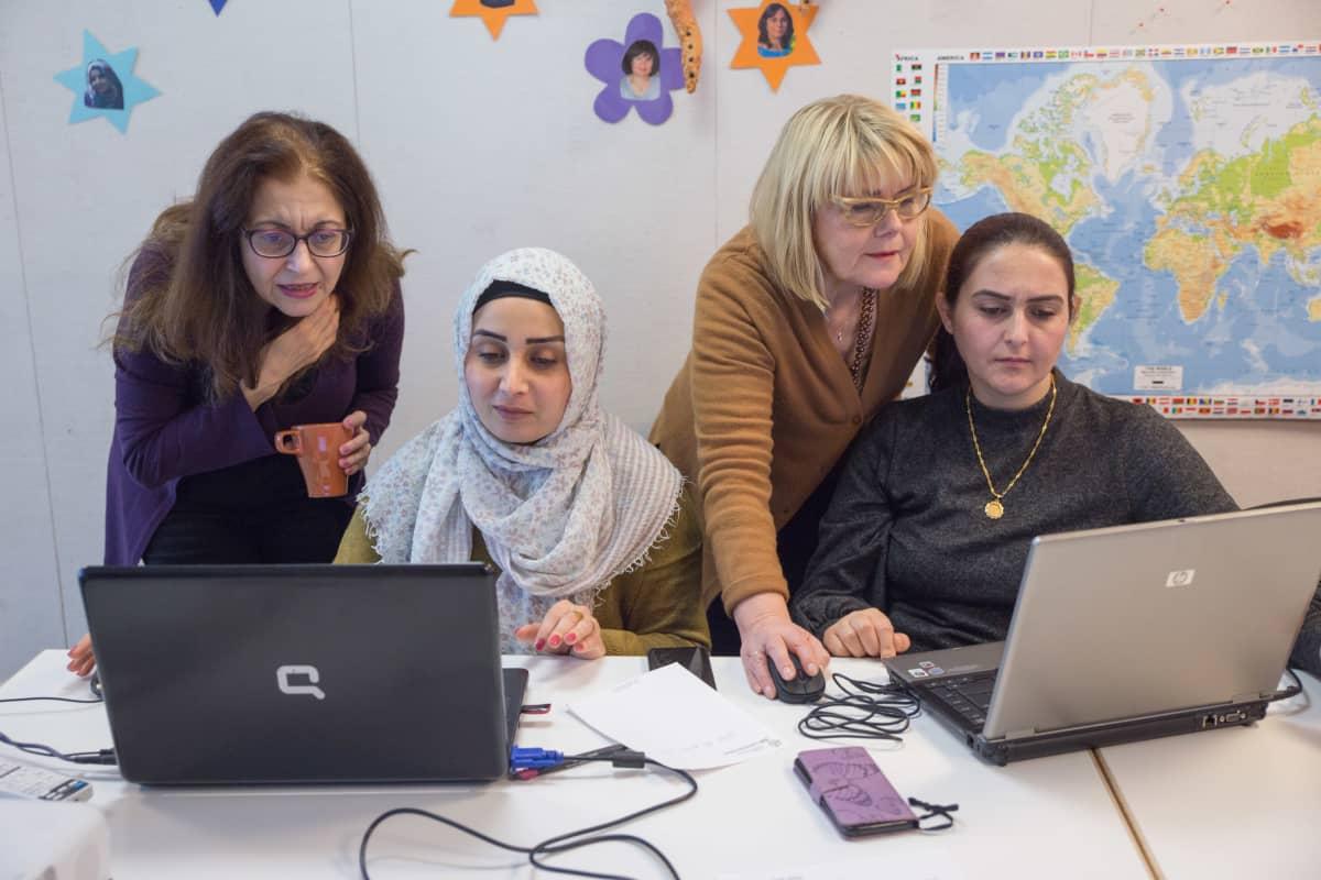 Irakin naisten yhdistys