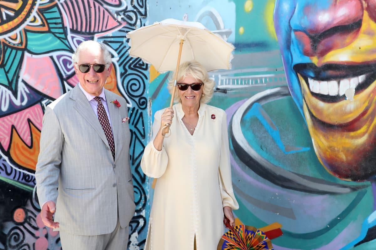 Prinssi Charles ja Camilla.
