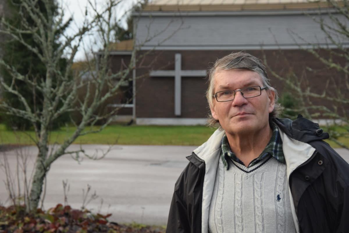 Ilkka Soukka, kirkkovaltuuston jäsen, Auran seurakunta