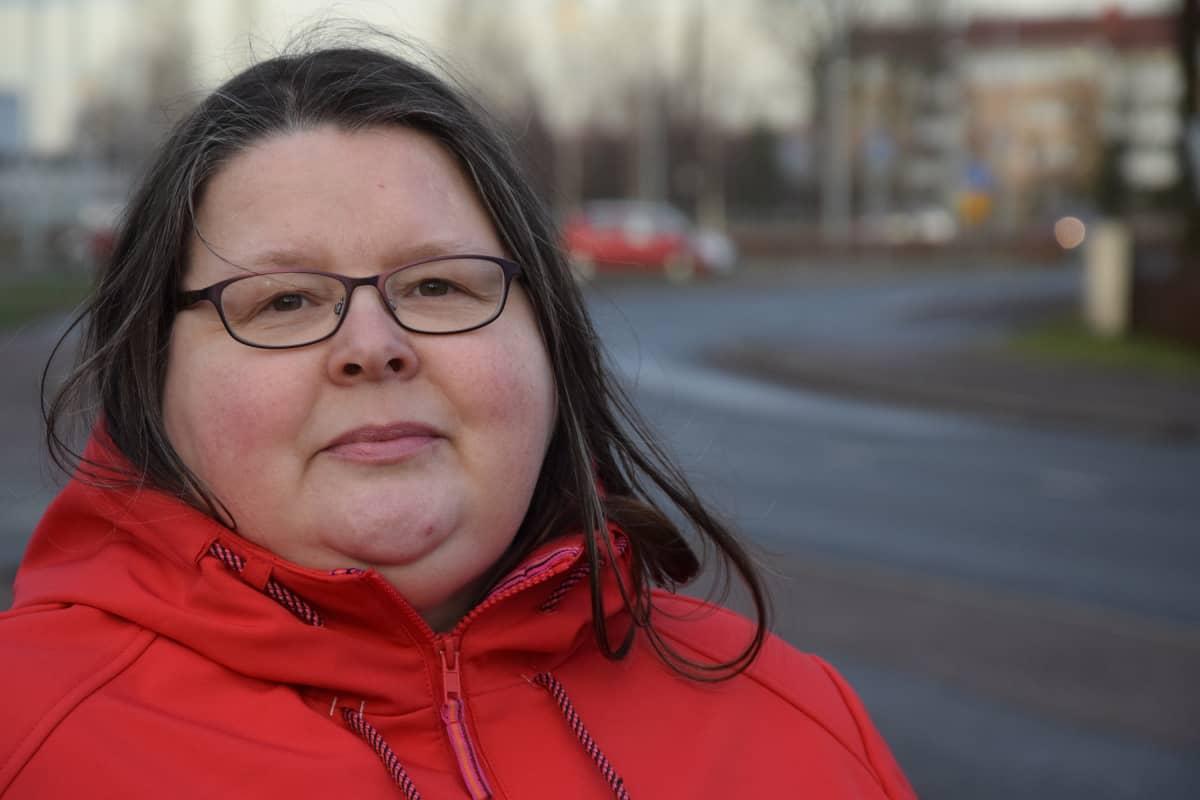 Helinä Mäkelä, kirkkovaltuuston jäsen, Auran seurakunta
