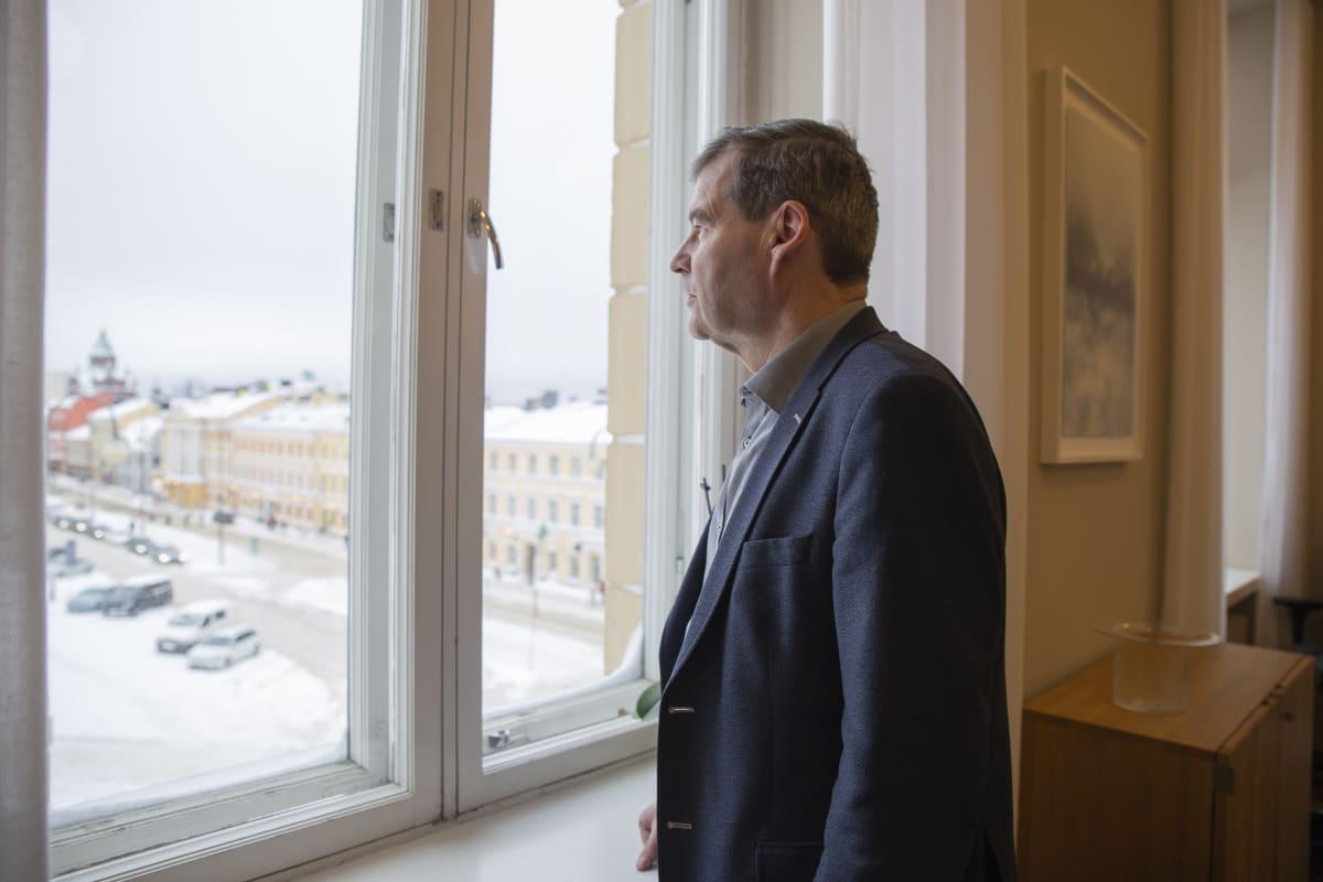 Helsingin Yliopiston rehtori