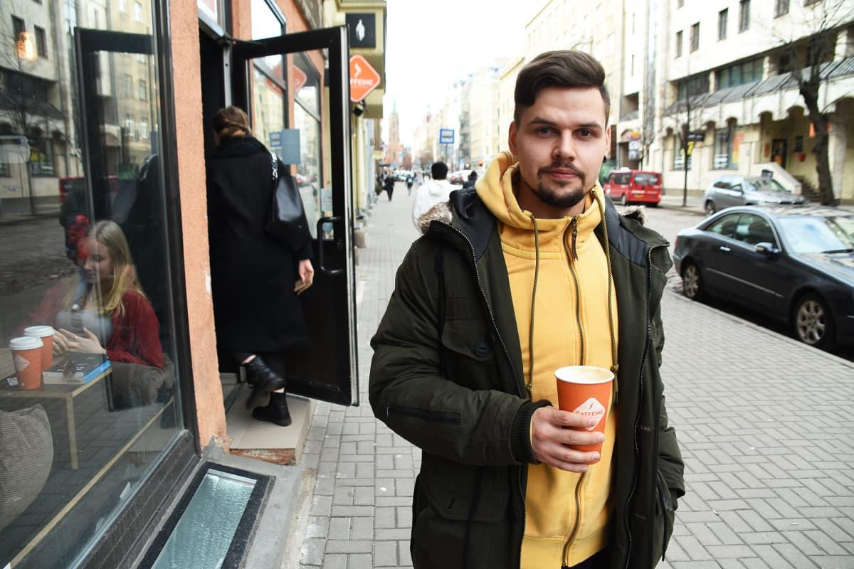 Latvialainen Arturs Žiznerskis