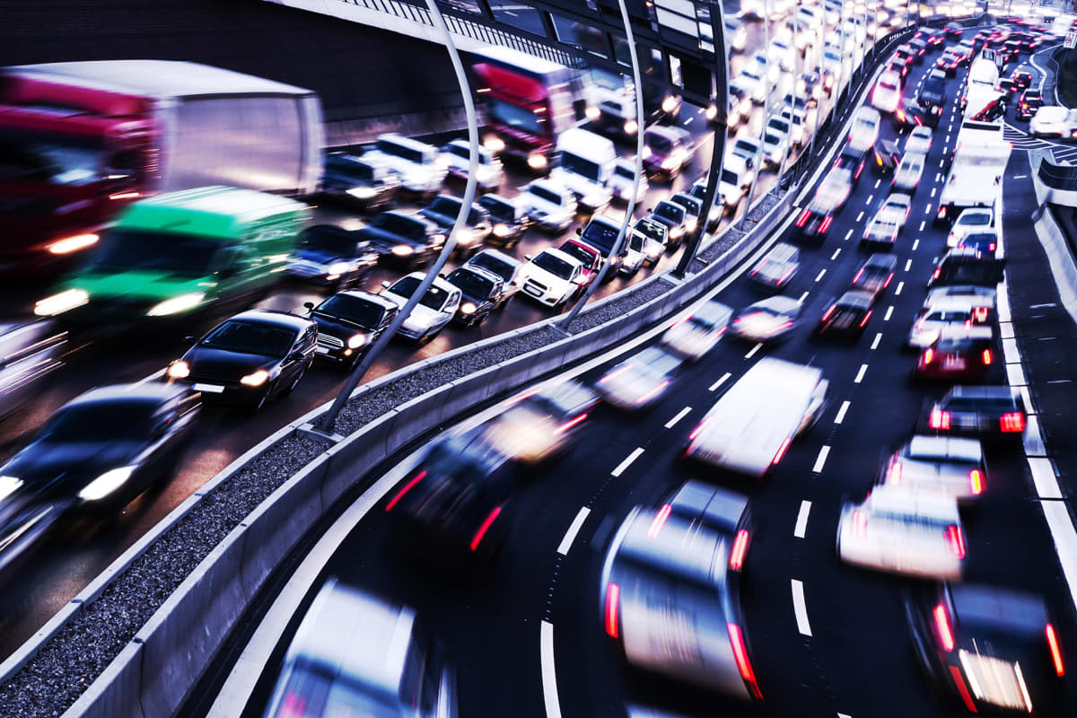 Moottoritie, kuvamanipulaatio