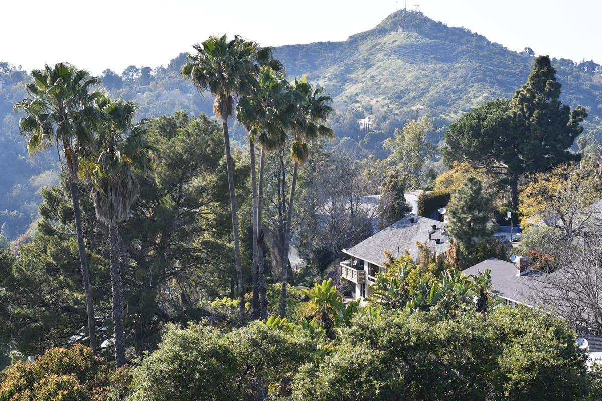 Tuloerot Los Angelesissa ovat suuret.