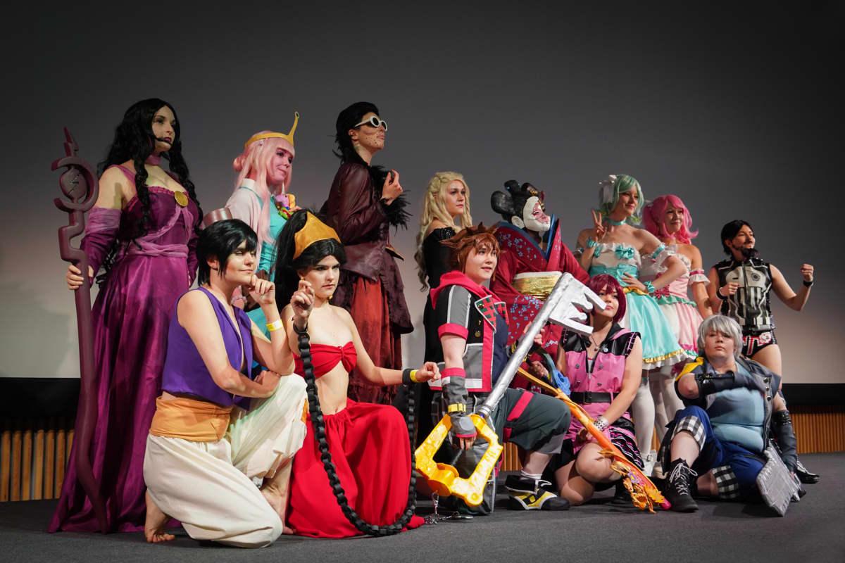 Popcult, cosplay