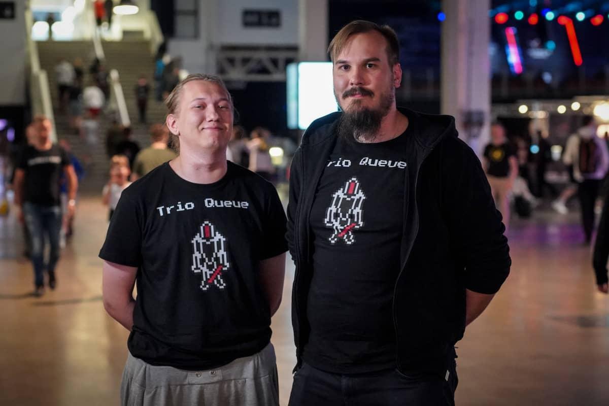 Mikko Peltola, Anssi Remes, Dashbot Ninja, Assembly