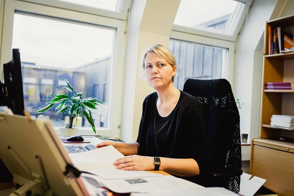 Erica Sjölander