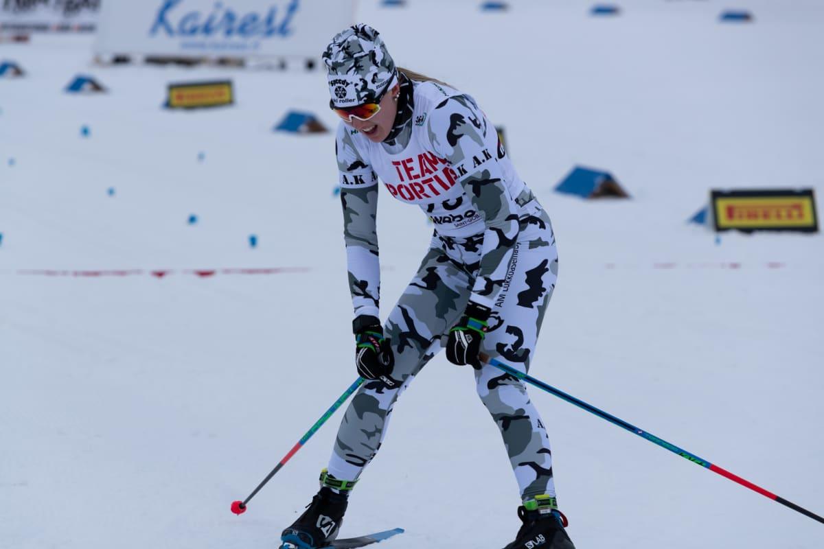 Anita Korva on viime vuosina saalistanut neljä juniorien MM-mitalia, mutta jatkuuko menestyskulku enää aikuisissa?