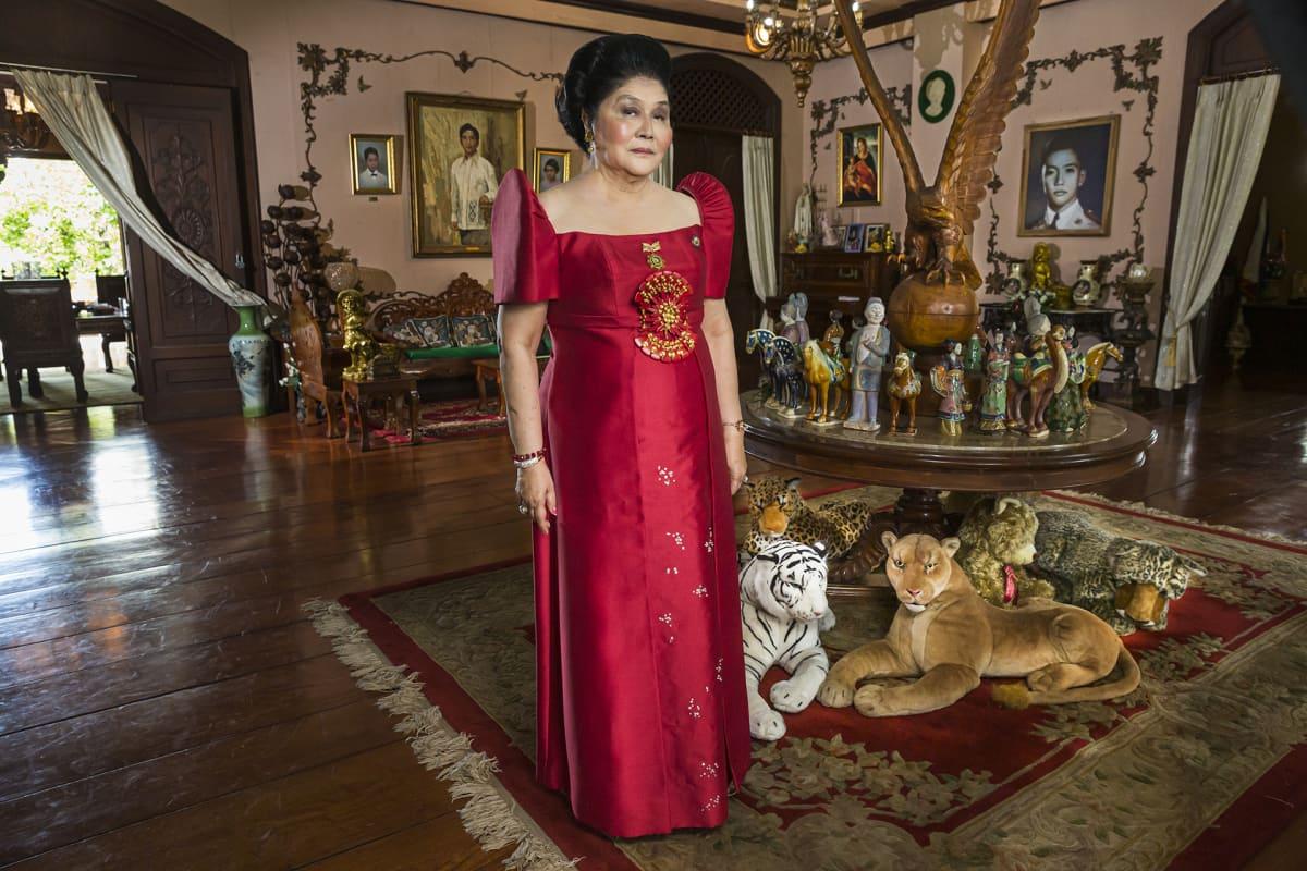 The Kingmaker elokuva - Imelda Marcos
