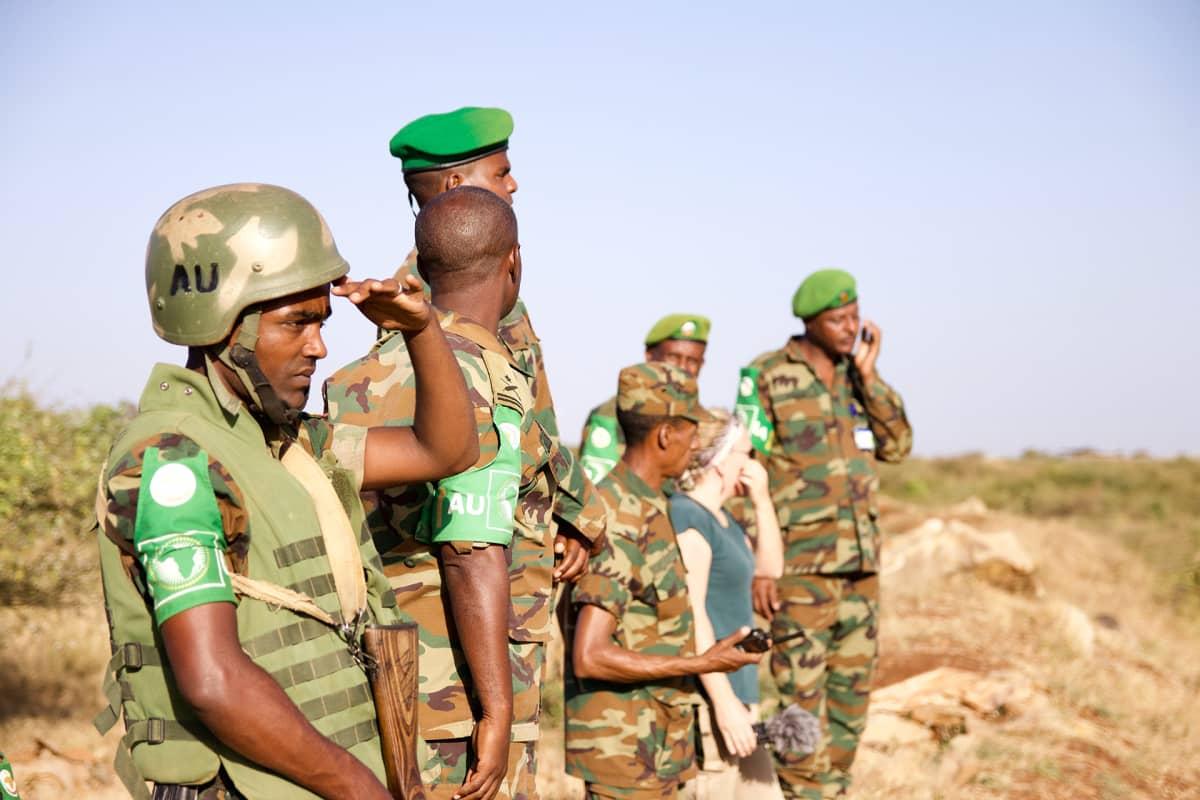 Afrikan unioni on ollut Somaliassa 13 vuotta, mutta ensi vuoden loppupuolella mandaatti päättyy.