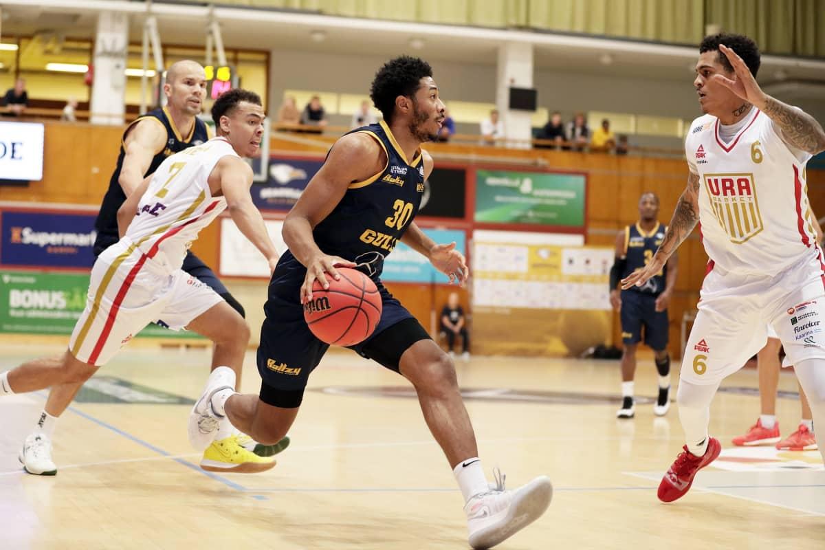 Ura Basket Seagulls syyskuu 2019