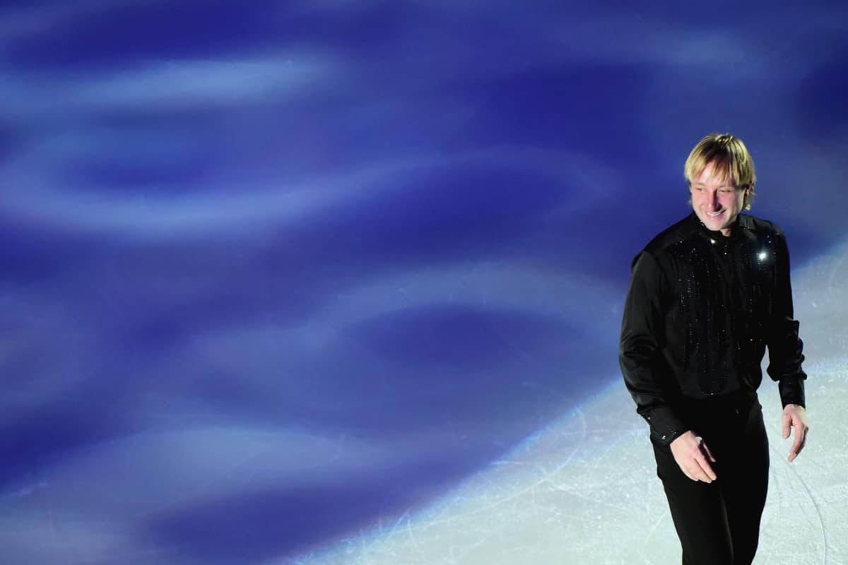 Jevgeni Plushenko saavutti luistelu-urallaan kaksi olympiavoittoa ja kolme MM-kultaa. Nyt takavuosien mestari tarttui elämänsä suurimpaan valmennushaasteeseen.