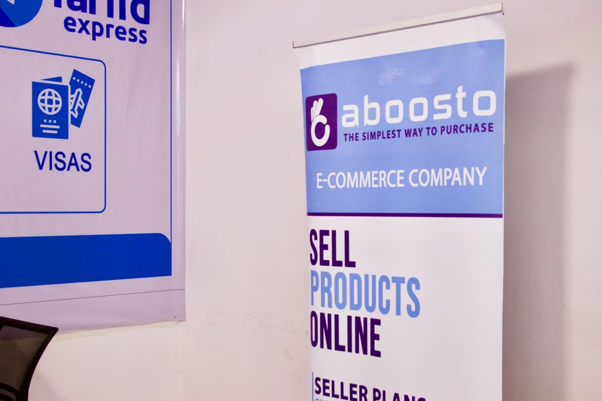 Aboosto-yritys haluaa olla yhtä suuri kuin Amazon.