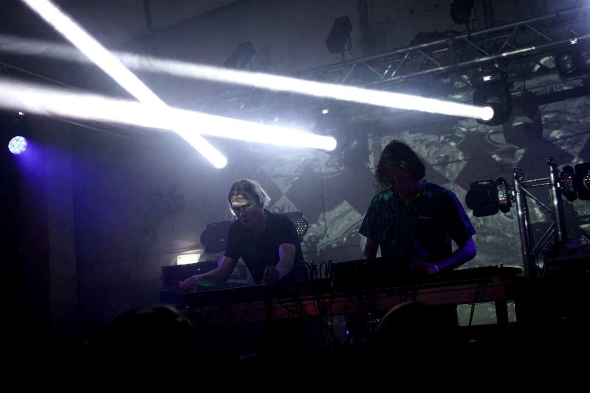 Bible Club, Tallinn Music Week
